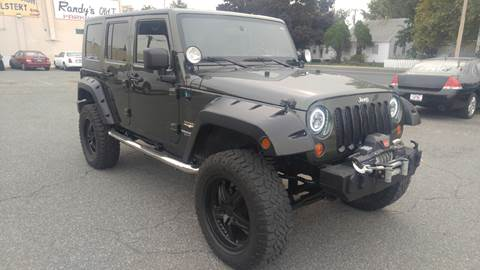 2009 Jeep Wrangler Unlimited for sale in Kennewick, WA