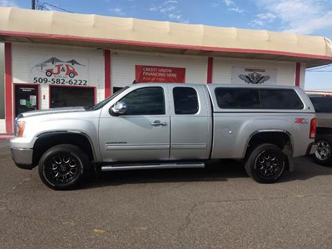 Used Cars For Sale By Private Owner Under 1500 >> 2012 Gmc Sierra 1500 For Sale In Kennewick Wa
