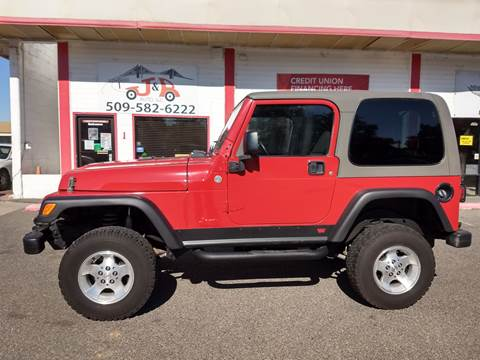 2005 Jeep Wrangler for sale in Kennewick, WA