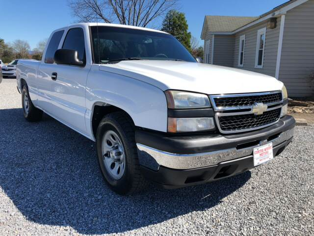 2007 Chevrolet Silverado 1500 Classic for sale at Curtis Wright Motors in Maryville TN