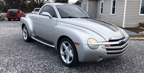 2004 Chevrolet SSR for sale in Maryville, TN