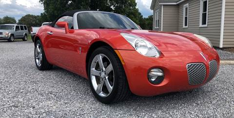 2008 Pontiac Solstice for sale in Maryville, TN