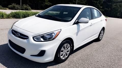 2015 Hyundai Accent for sale in Loganville, GA