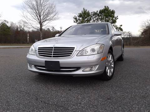 2007 Mercedes-Benz S-Class for sale in Loganville, GA