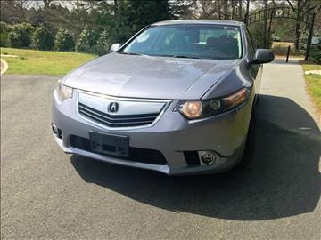 2012 Acura TSX for sale in Loganville, GA