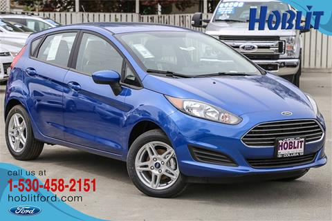 2018 Ford Fiesta for sale in Colusa, CA