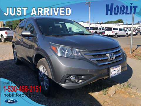 2012 Honda CR-V for sale in Colusa, CA