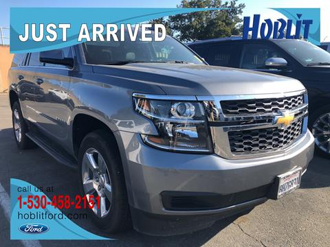 2019 Chevrolet Tahoe for sale in Colusa, CA