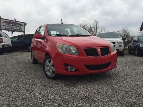 2009 Pontiac G3 for sale in St Albans, WV