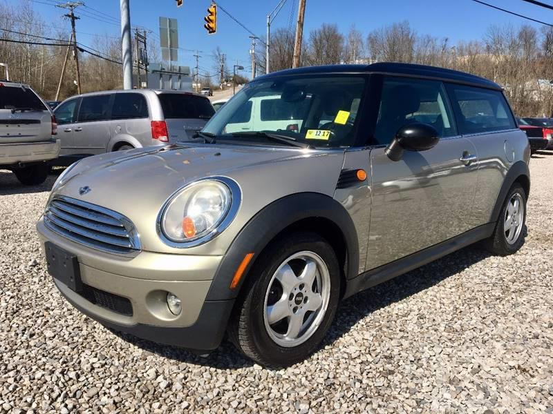 2009 mini cooper clubman 3dr wagon in st albans wv. Black Bedroom Furniture Sets. Home Design Ideas