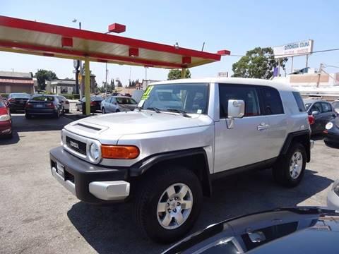 2007 Toyota FJ Cruiser for sale in La Puente, CA