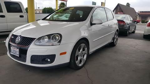 2009 Volkswagen GTI for sale in La Puente, CA