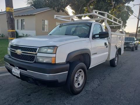 2007 Chevrolet Silverado 2500HD Classic for sale in Hacienda Heights, CA