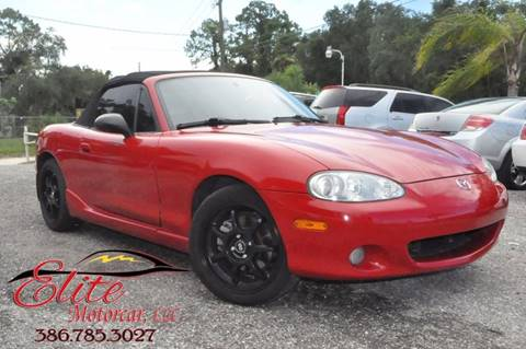 2003 Mazda MX-5 Miata for sale in Deland, FL