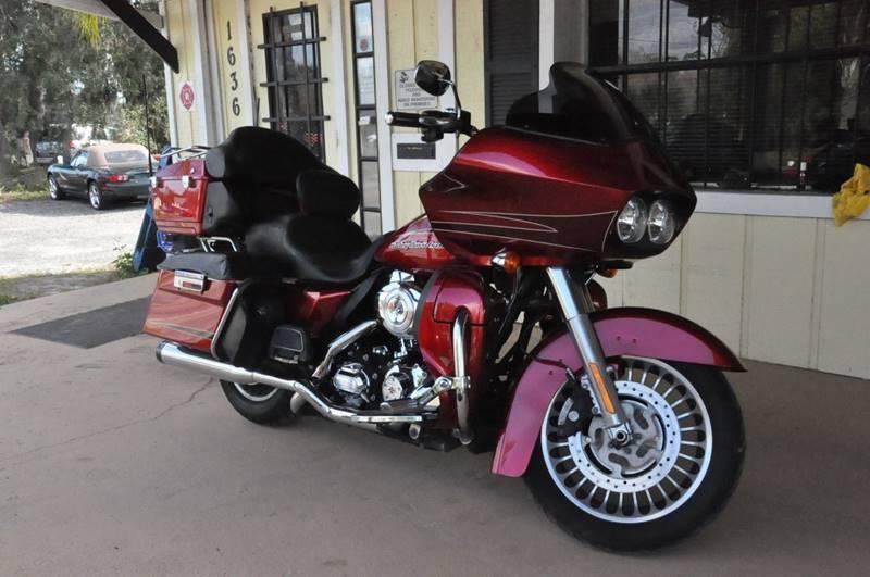 2013 Harley Davidson Fltru Road Glide Ultra In Deland Fl