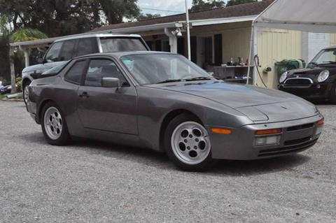1986 Porsche 944 for sale in Deland, FL