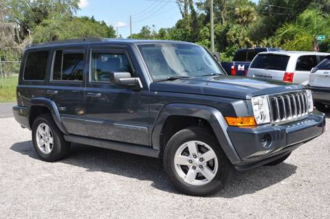 2007 Jeep Commander for sale in Deland, FL