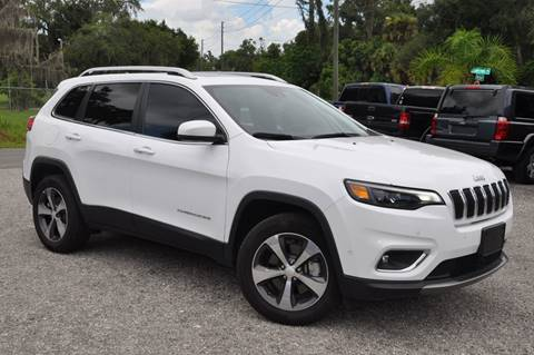 2019 Jeep Cherokee for sale in Deland, FL