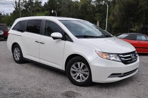 2015 Honda Odyssey for sale in Deland, FL