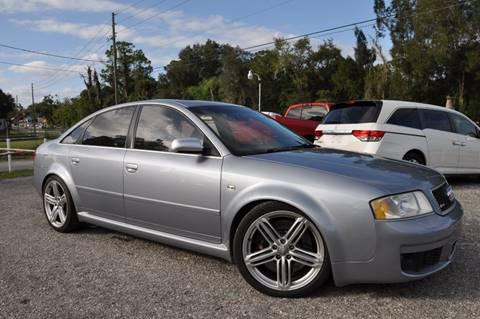 2003 Audi RS 6 for sale in Deland, FL