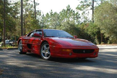 1996 Ferrari F355 for sale at Elite Motorcar, LLC in Deland FL
