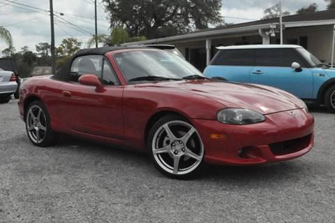 2004 Mazda MAZDASPEED MX-5 for sale in Deland, FL