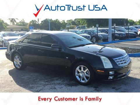 2007 Cadillac STS for sale in Miami, FL