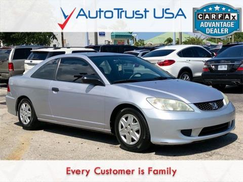 2005 Honda Civic for sale in Miami, FL