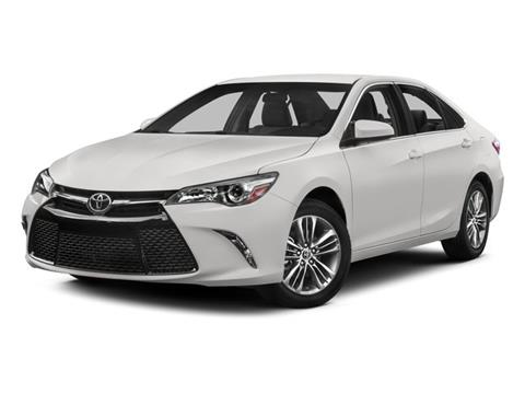 2015 Toyota Camry for sale in Miami, FL