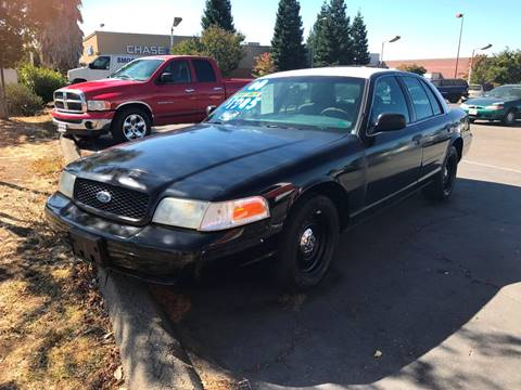 2000 Ford Crown Victoria for sale in Fairfield, CA