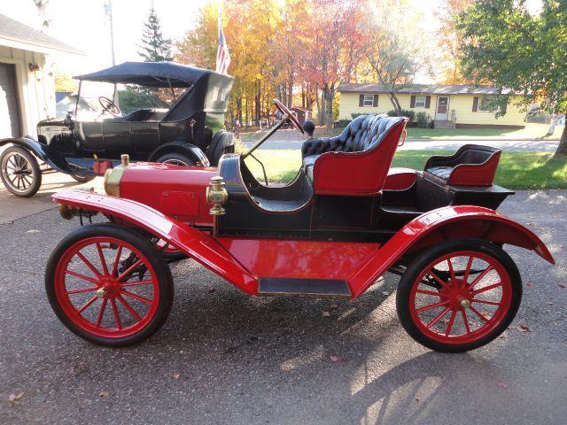 1908 Ford Model S  - Marquette MI