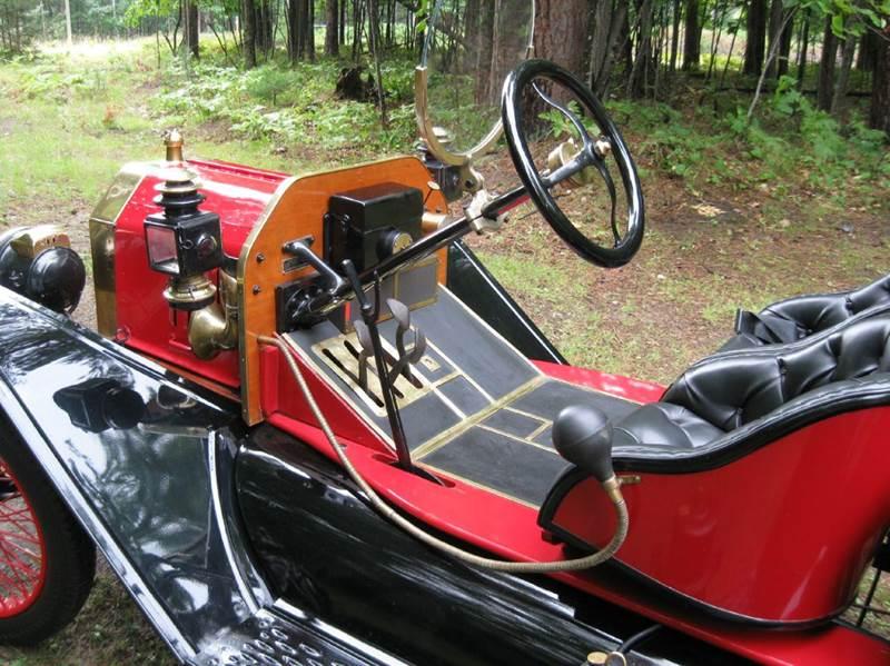 1914 Ford Model T  - Marquette MI