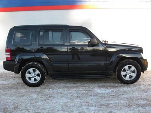 jeep liberty for sale marquette mi. Black Bedroom Furniture Sets. Home Design Ideas