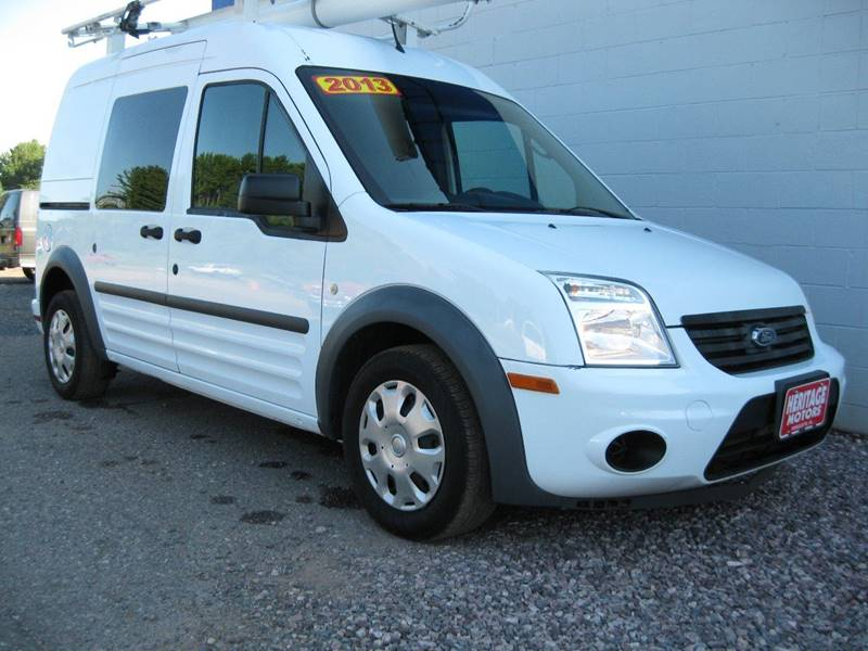 2013 Ford Transit Connect XLT 4dr Cargo Mini-Van w/o Side and Rear Glass - Marquette MI