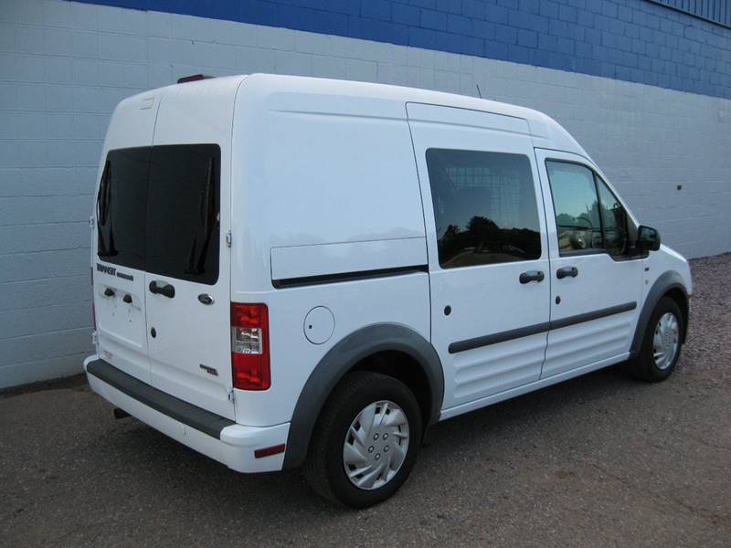 2012 Ford Transit Connect XLT 4dr Cargo Mini-Van w/Side and Rear Glass - Marquette MI