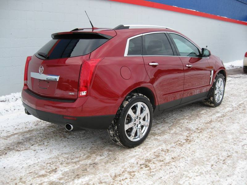 2012 Cadillac SRX AWD Performance Collection 4dr SUV - Marquette MI