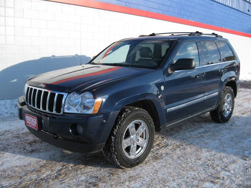 2005 Jeep Grand Cherokee 4dr Limited 4WD SUV - Marquette MI