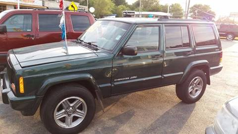 2000 Jeep Cherokee for sale in Wilmington, IL