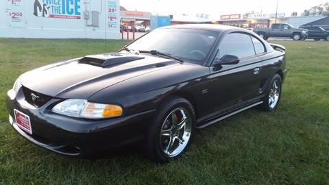 1995 Ford Mustang for sale in Wilmington, IL