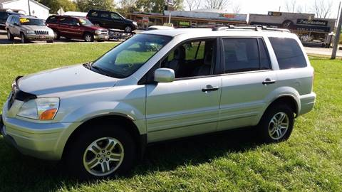 2004 Honda Pilot for sale in Wilmington, IL
