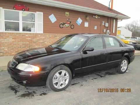2002 Mazda 626 for sale in Wilmington, IL