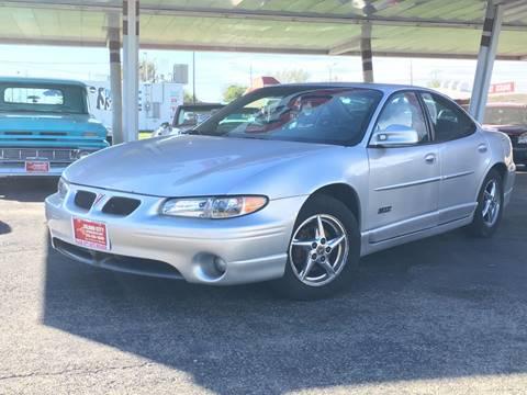 2002 Pontiac Grand Prix for sale in Wilmington, IL