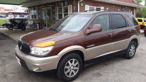 2002 Buick Rendezvous for sale in Wilmington, IL