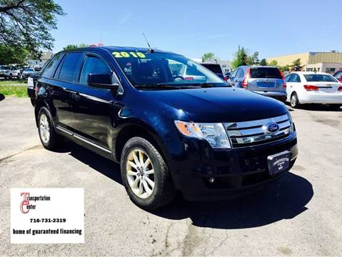 2010 Ford Edge for sale in Niagara Falls, NY