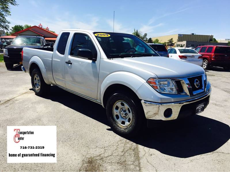 2009 Nissan Frontier 4x2 Se 4dr King Cab Pickup 5a In Niagara Falls