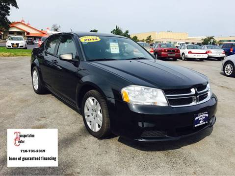2014 Dodge Avenger for sale in Niagara Falls, NY