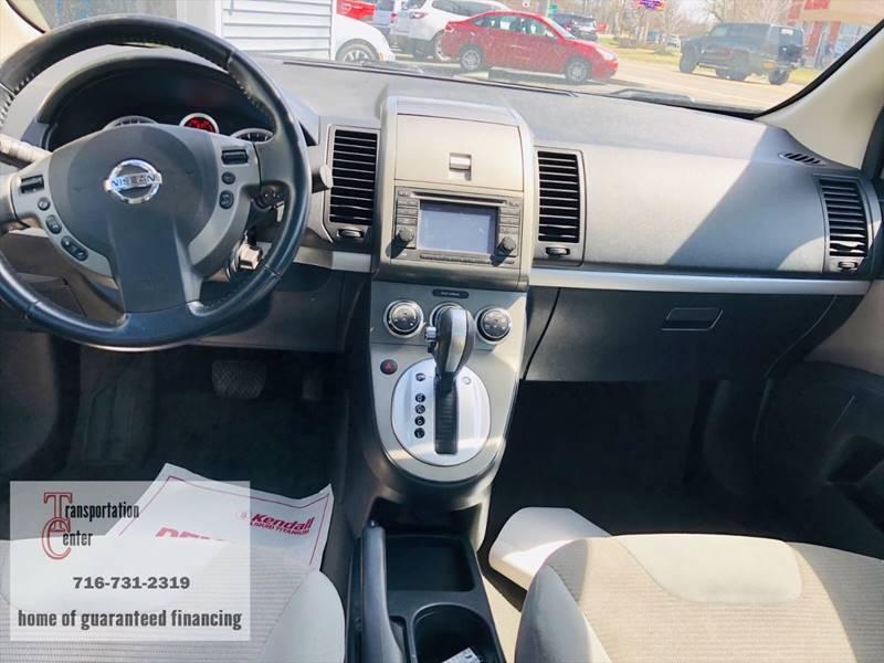2012 Nissan Sentra 2 0 SR 4dr Sedan In Niagara Falls NY
