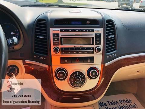 2007 Hyundai Santa Fe SE 4dr SUV In Niagara Falls NY