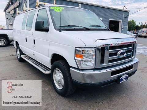 2014 Ford E-Series Cargo for sale in Niagara Falls, NY