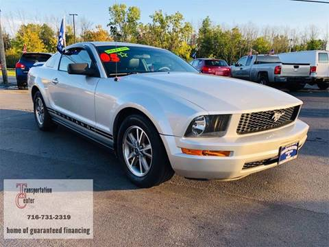 2005 Ford Mustang for sale in Niagara Falls, NY